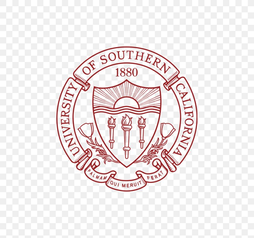 University Of Southern California Logo Illustration Clip Art.