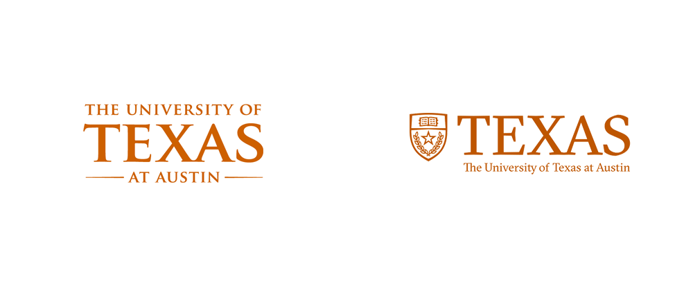 Brand New: New Logo and Identity for University of Texas at.