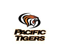 University of the Pacific athletic department tiger logo.