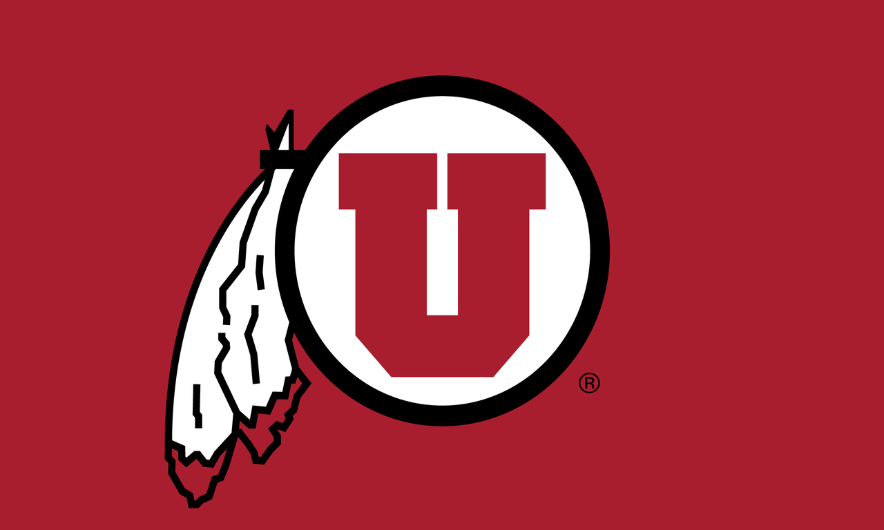 University of Utah Logo Flags.