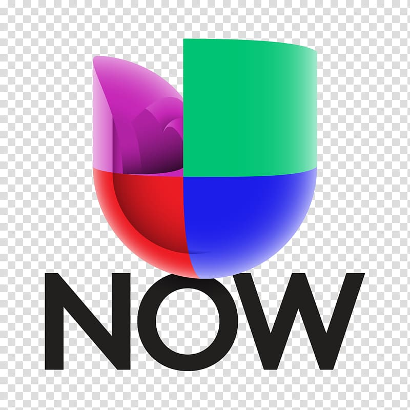 Univision Roku Television channel, others transparent.