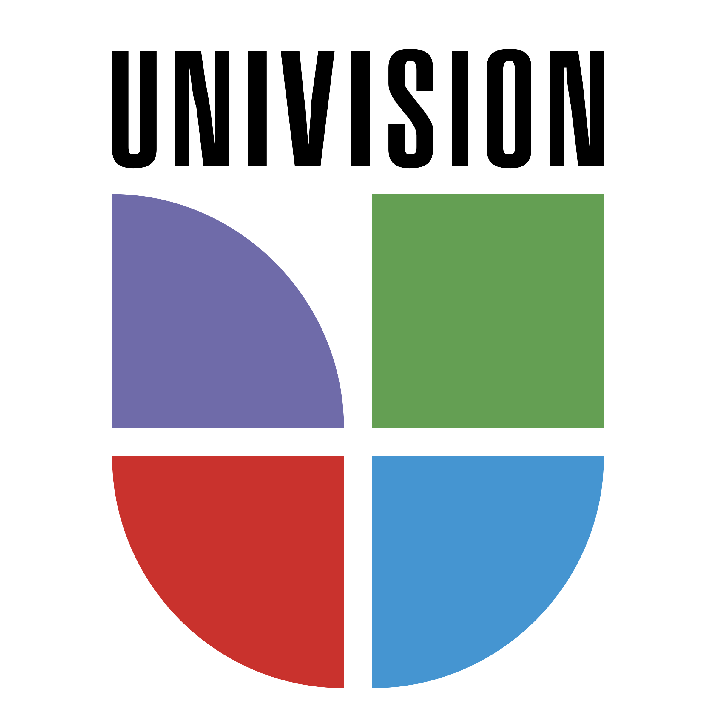 Univision Logo PNG Transparent & SVG Vector.