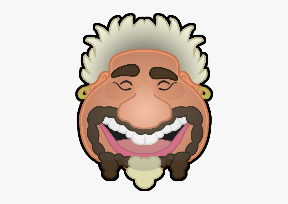 Guy Fieri Head Png.