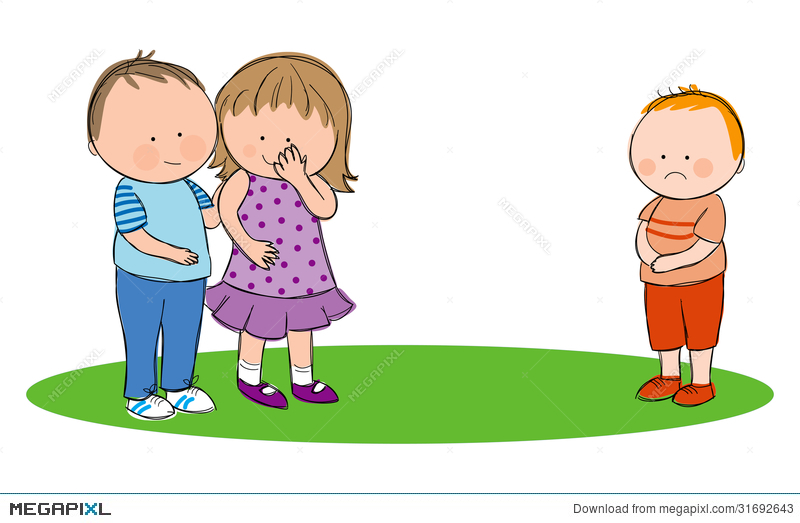 Bullying clipart unkind, Bullying unkind Transparent FREE.
