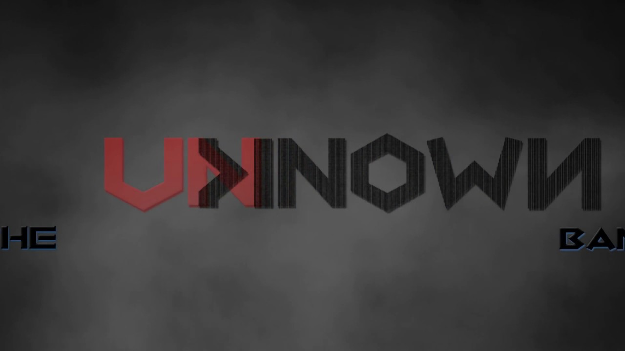 UNKNOWN the band logo.