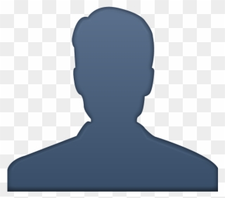 Unknown Person Emoji Png Clipart (#3648356).
