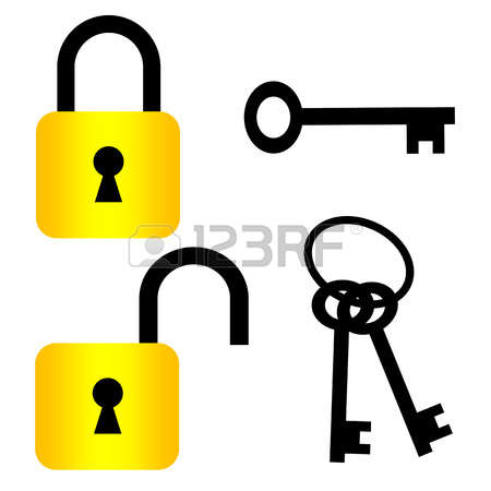 Clipart Unlock Stock Photos Images. Royalty Free Clipart Unlock.