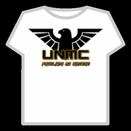 UNMC logo.