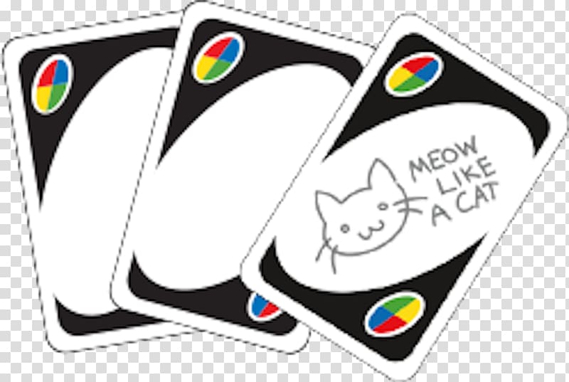 Mattel UNO Card game Playing card, uno cards transparent.