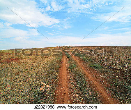 Pictures of Europe, outdoors, roads, countryside, scenery, unpaved.