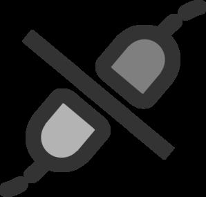 Clip Art Unplug Clipart.