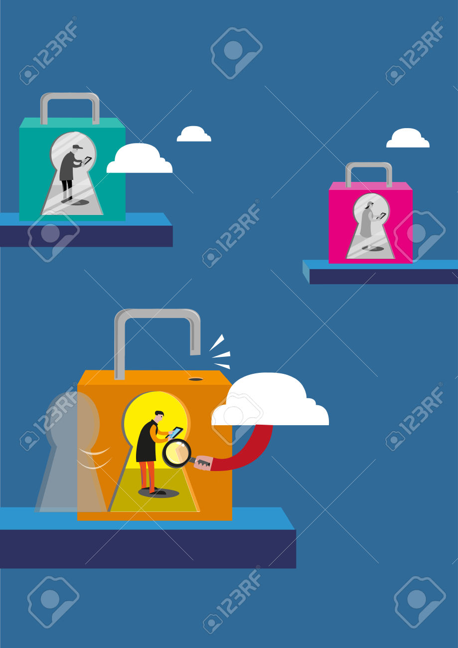Unprotected clipart #4