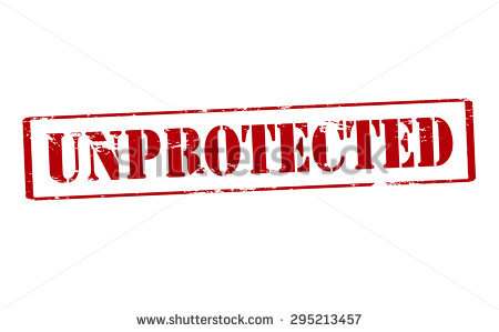 Unprotected clipart #10