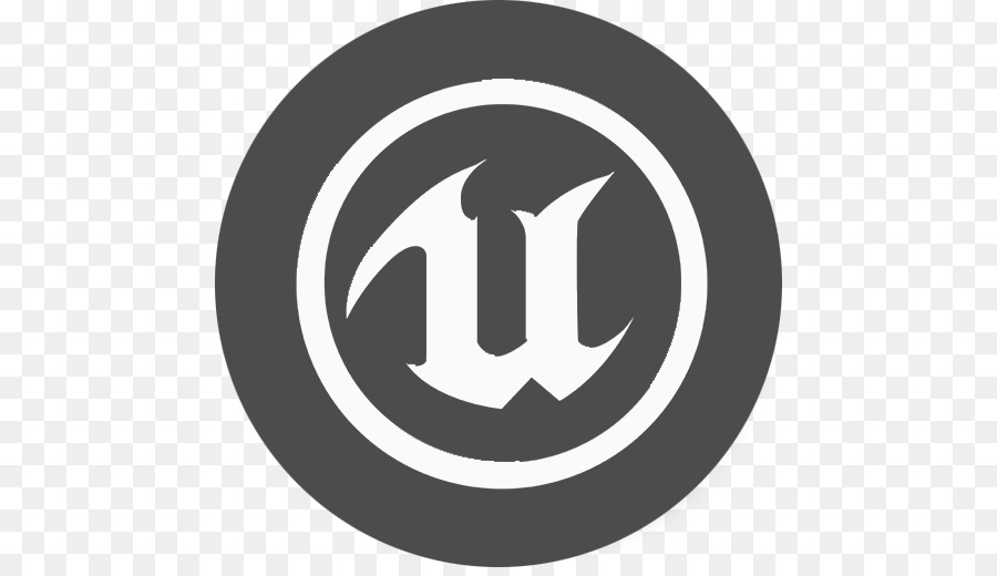 Unreal Engine 4 Logo png download.