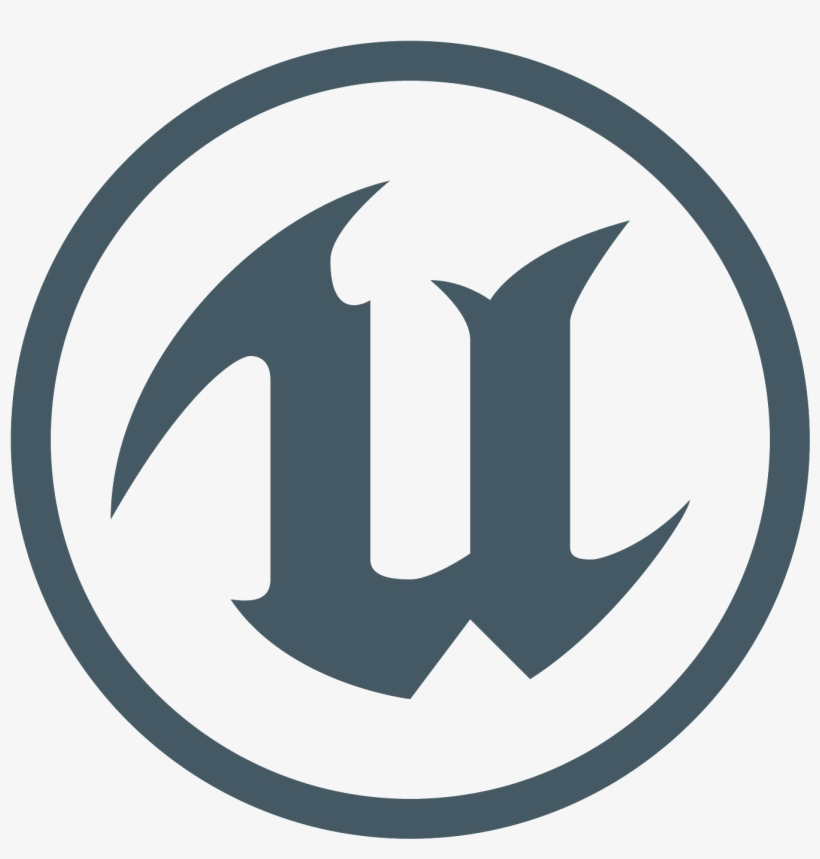Unreal Engine Icon.
