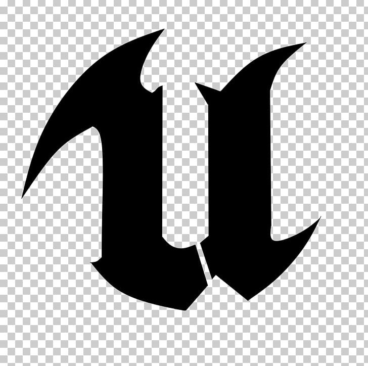 Unreal Tournament 3 Logo Unreal Engine 4 PNG, Clipart, Black.