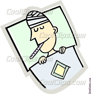 Remembering The Sick Clipart.
