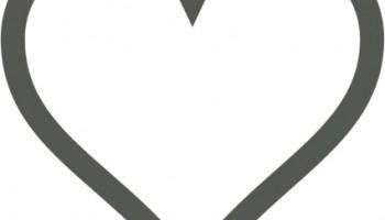 Vector Four Leaf Clover Vector Clip Art.