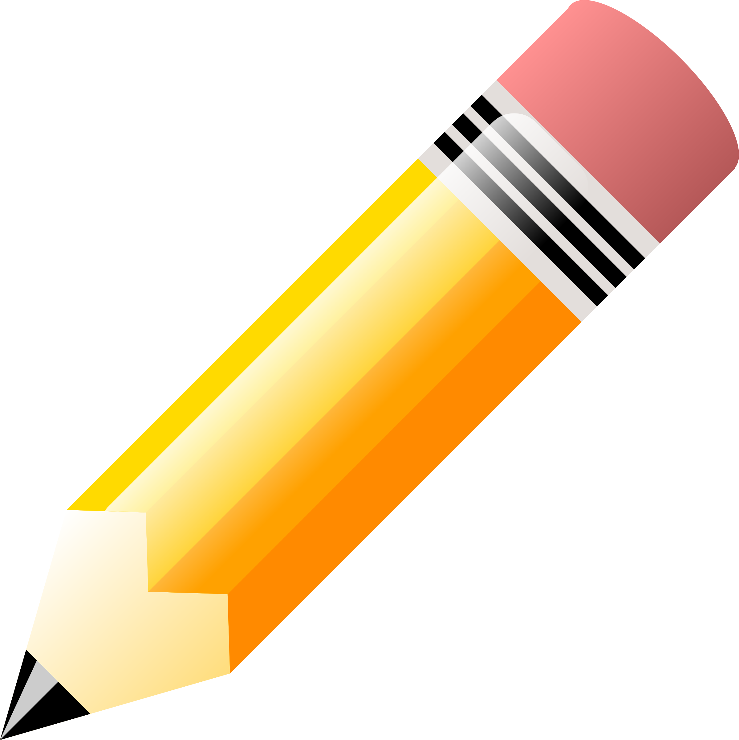Unsharpened pencil clip art clipart images gallery for free.