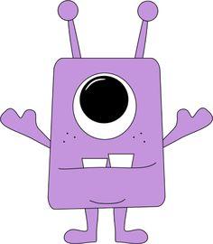 purple clip art images.
