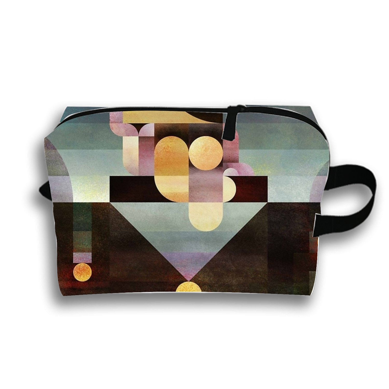 Amazon.com : Handy Cosmetic Pouch Unstable Thinker Clutch.