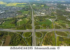 Highway cloverleaf Images and Stock Photos. 55 highway cloverleaf.