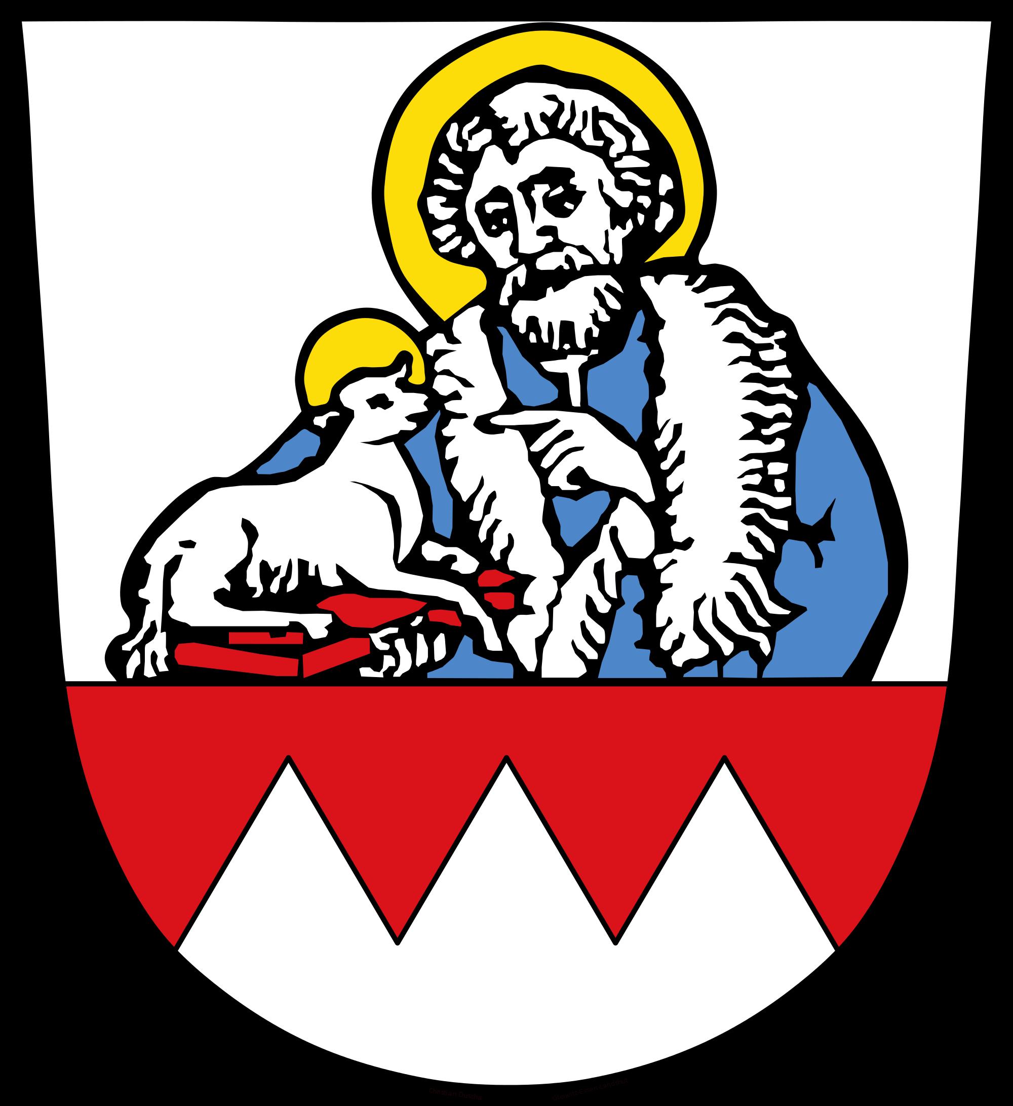 File:Wappen von Hofheim (Unterfranken).svg.