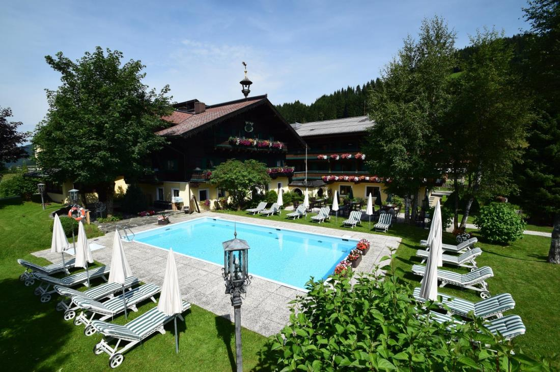 Best Price on Hotel Unterhof in Filzmoos + Reviews.