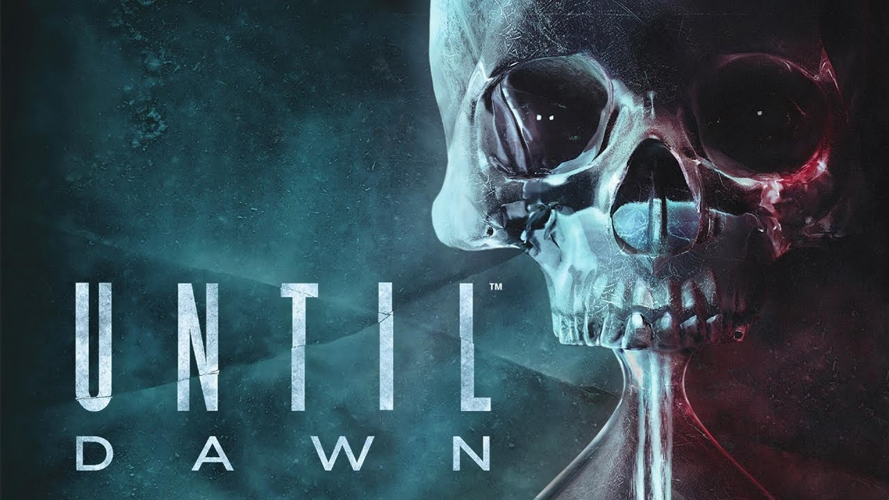 Until Dawn PL Logo + Wendigo Doku + Meet the Cast.