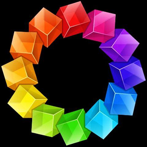 Unique Color Wheels Your Identity For