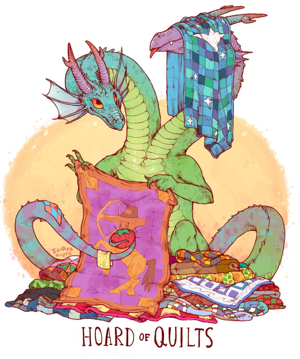 Unusual Dragon Hoards.