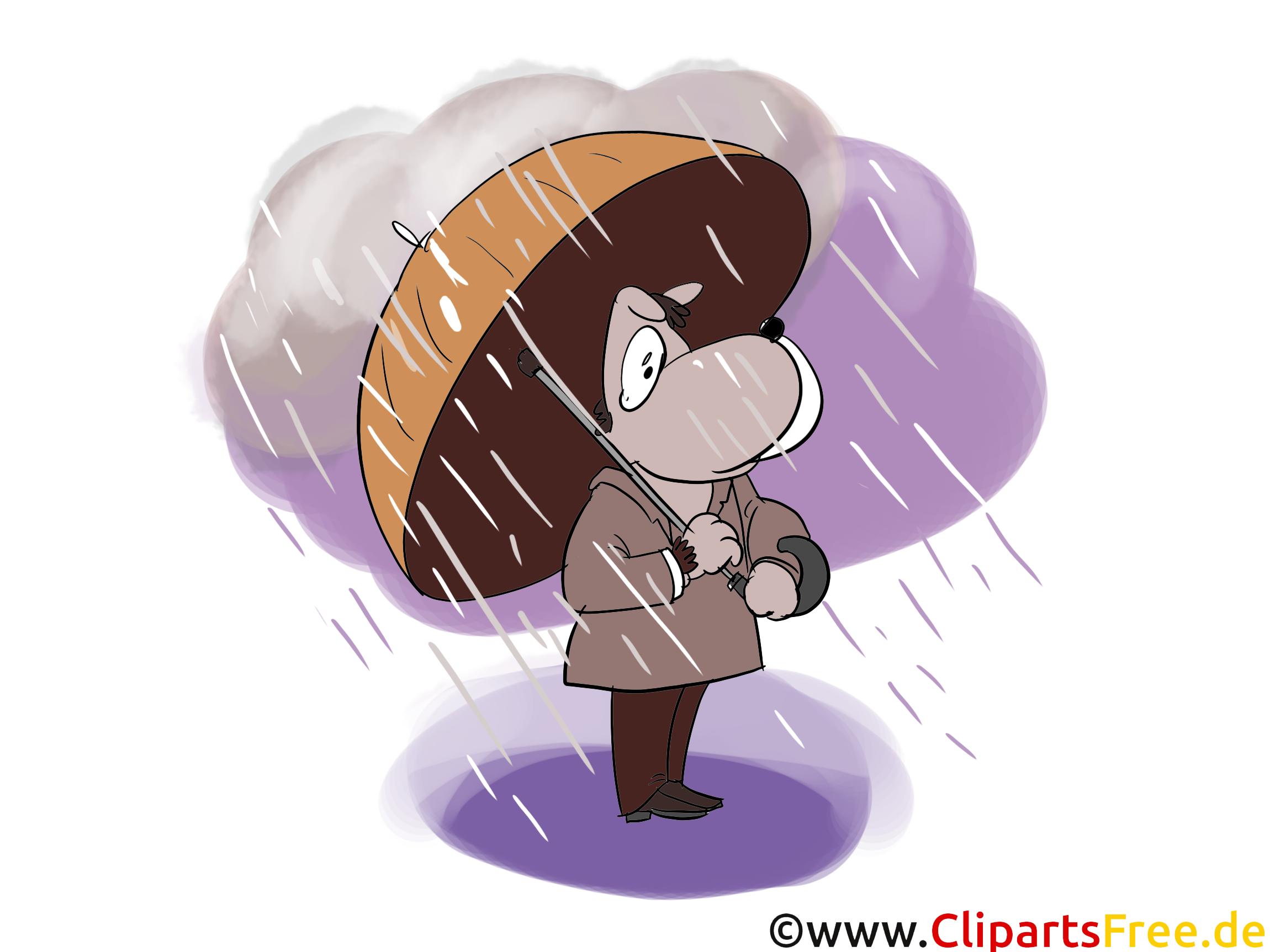 Unwetter clipart.