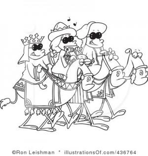 3 Unwise Men of Christmas Present(s).