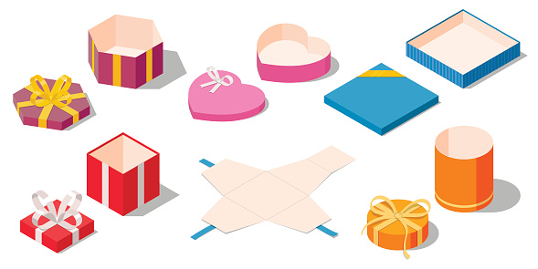 Unwrapped Clip Art, Vector Images & Illustrations.