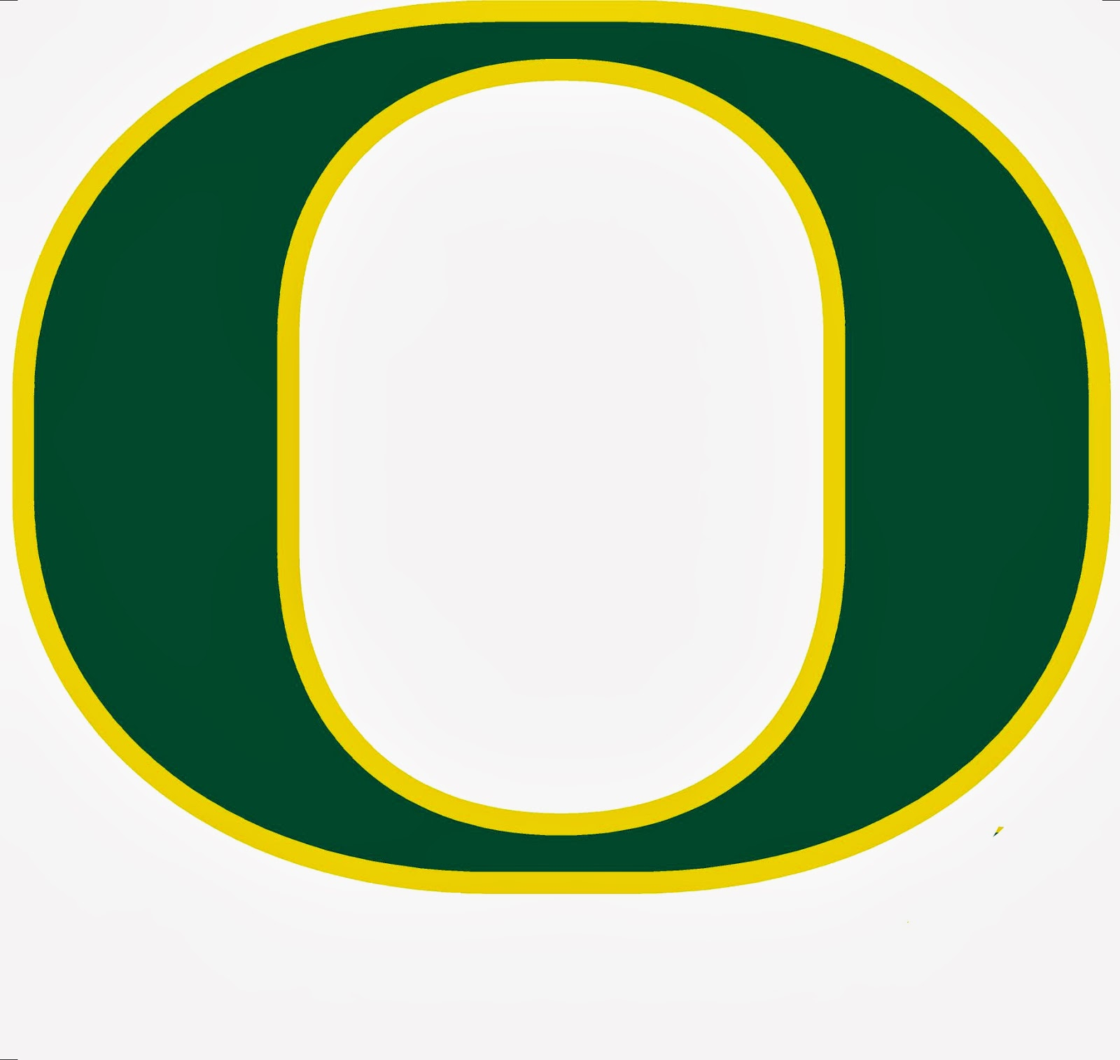 University of oregon Logos.