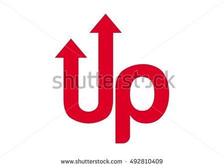 3d Red Symbol Arrow Against White Stock Illustration 151580954.