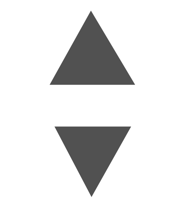 Up And Down Arrow Icon #205540.