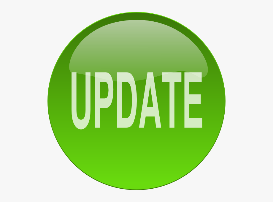 Update Button Icon Png, Cliparts & Cartoons.