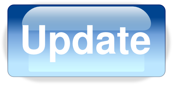 Update Button PNG Clipart Background.