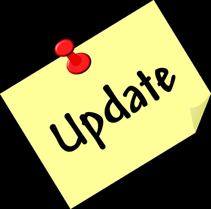 Business Update Clipart.