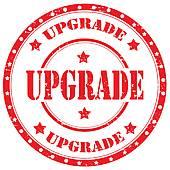 Upgrade Clipart and Illustration. 1,516 upgrade clip art vector.