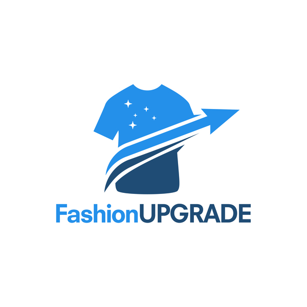 fashion upgrade logo vector free download.