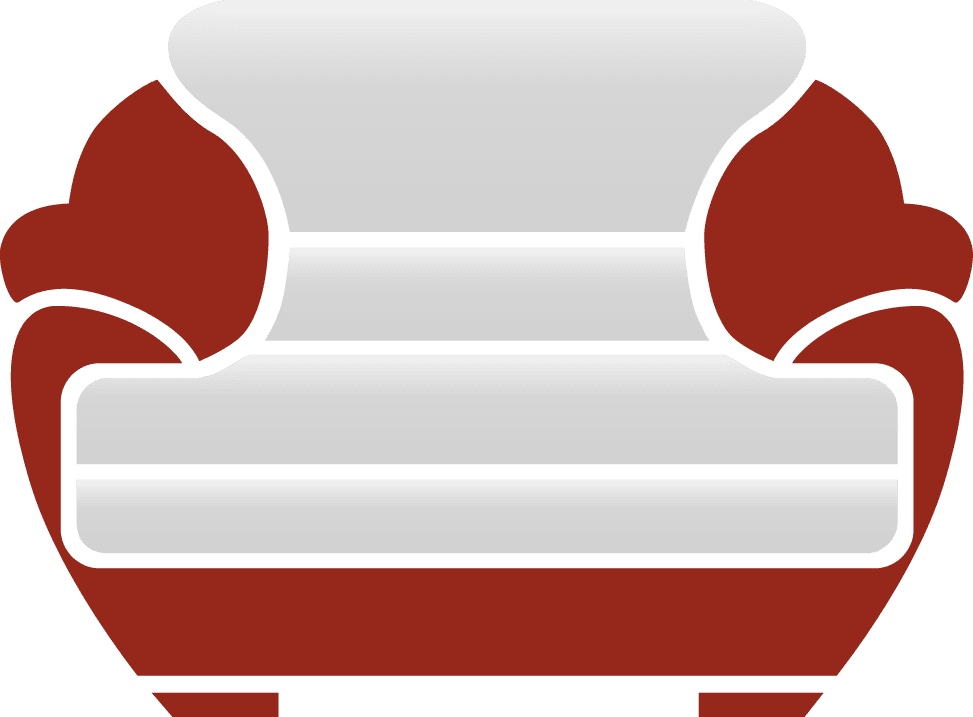 Couch clipart upholstery, Couch upholstery Transparent FREE.