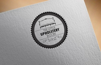 Design a Logo for an Upholstery Business.