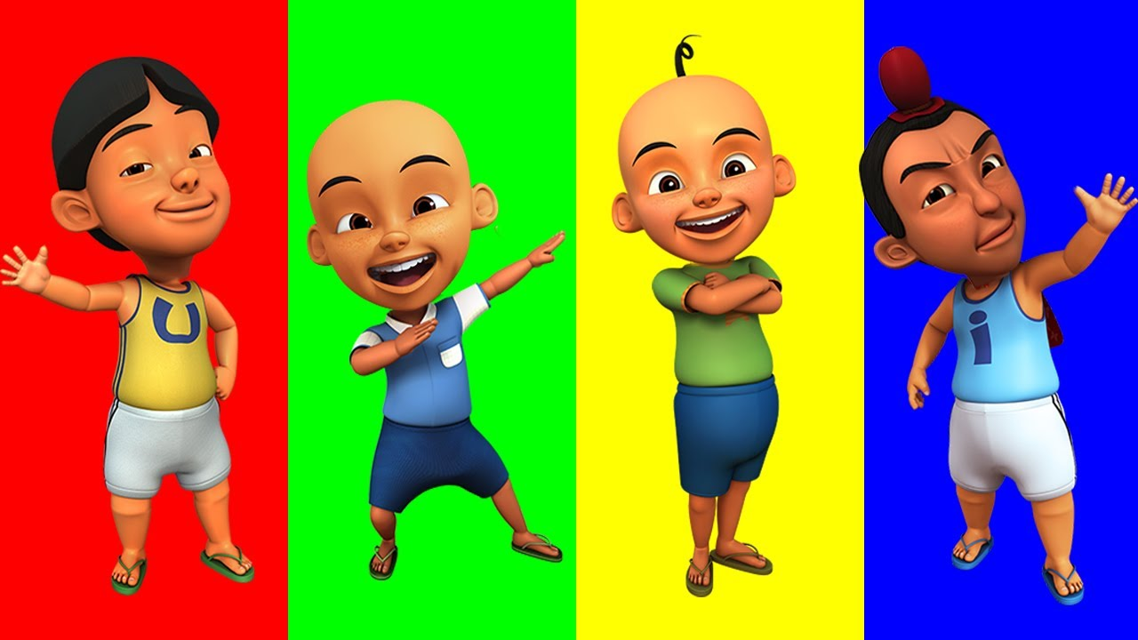Upin ipin clipart 1 » Clipart Station.