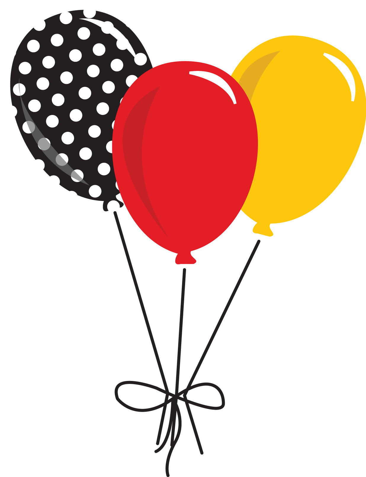 mickey mouse balloon clipart #15