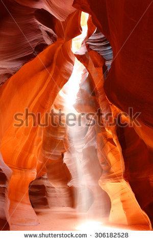 Upper antelope slot canyon clipart #6