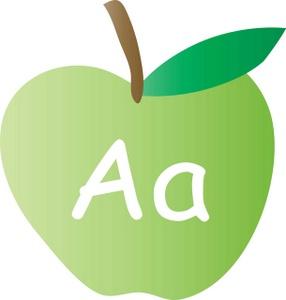 Alphabet Clipart Image.