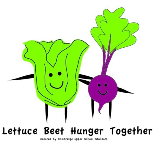 Lettuce Beet Hunger Together.