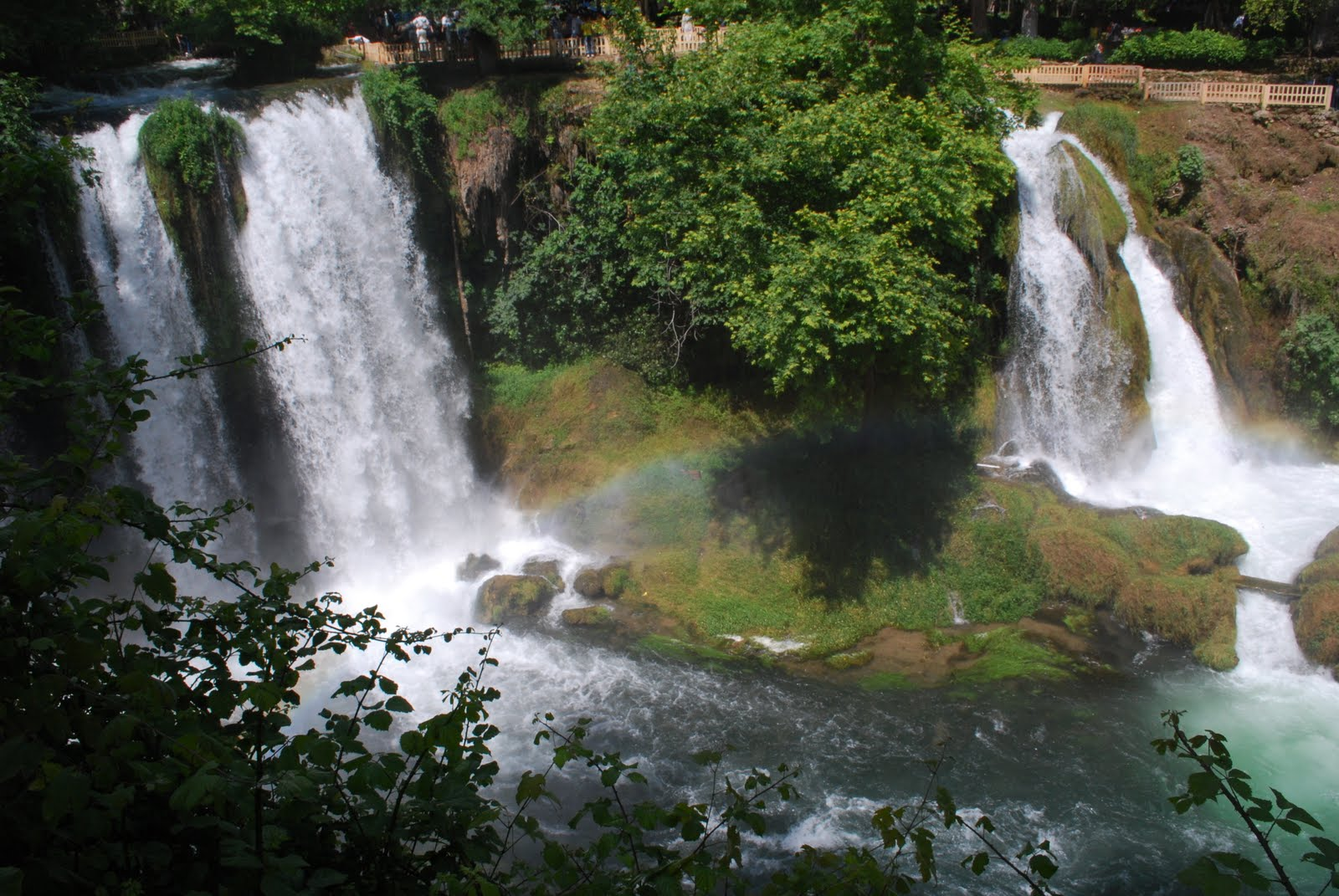 Sam Goldsmith: Antalya and The Loving Düden Waterfall.